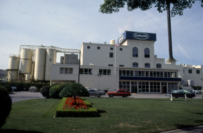 Labatt's Brewery, Waterloo, ON